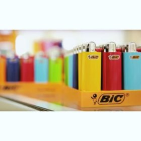 Bic Child Resistant Lighters (50 ct.)