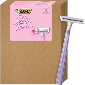 BIC Silky Touch Women's Disposable Razor (40 ct.)