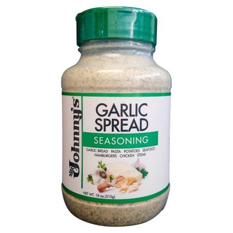 Johnny's Garlic Spread and Seasoning (18 oz.)