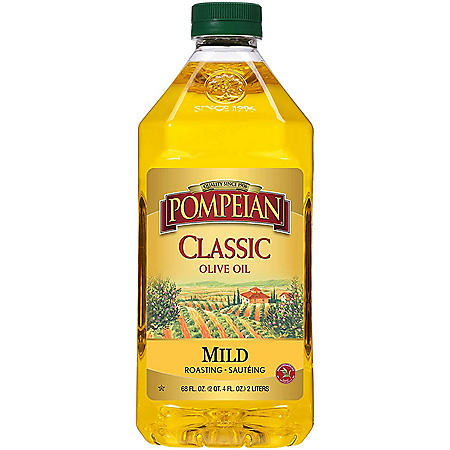 Pompeian Classic Pure Olive Oil (68 oz.)