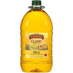Pompeian Imported Classic Pure Mild Olive Oil (169 fl. oz.)