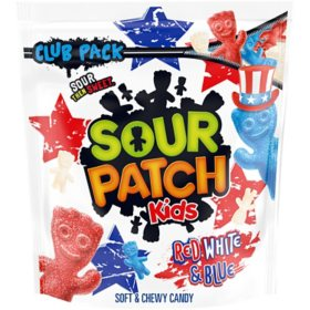Sour Patch Kids Red, White & Blue Edition (56oz)