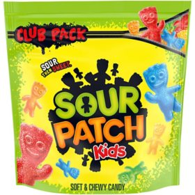 Sour Patch Kids Candy, Original Flavor (3.5 lbs.)