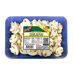 Sliced White Mushrooms (24 oz.)