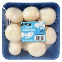Whole White Mushrooms (24 oz.)