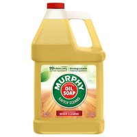 Murphy's Oil Soap Original Wood Cleaner, Concentrated Formula (128 oz.)