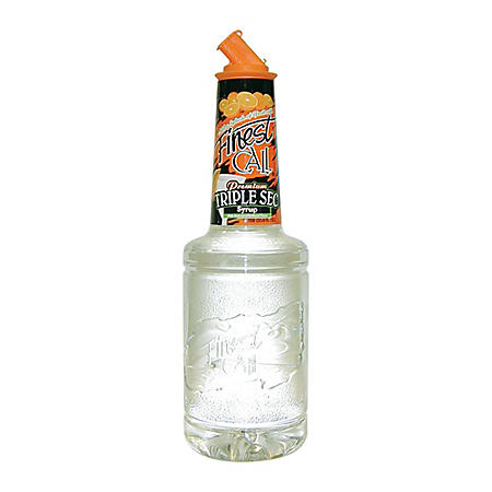 Finest Call Triple Sec Syrup (1 L)