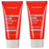 Neutrogena Stubborn Acne AM Treatment with Benzoyl Peroxide (2 oz., ea, 2 pk.)