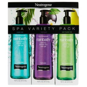 Neutrogena Rainbath Replenishing Shower Gel Tri-Pack (16 fl. oz.)