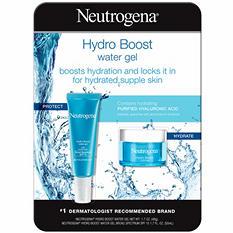 Neutrogena Hydro Boost Water Gel & Broad Spectrum Sunscreen SPF 15 (1.7 oz. + 1.7 fl. oz.)