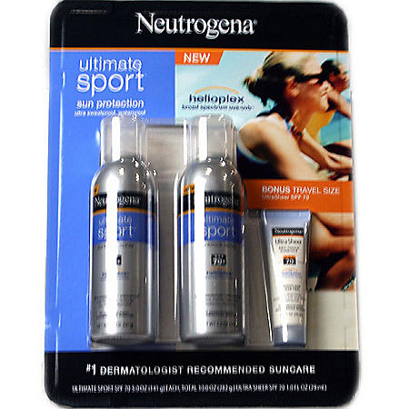 16ffabbf7eb3 Neutrogena® Ultimate Sport Sun Protection