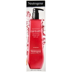 Neutrogena Rainbath Shower Gel - Pomegranate - 40 oz.