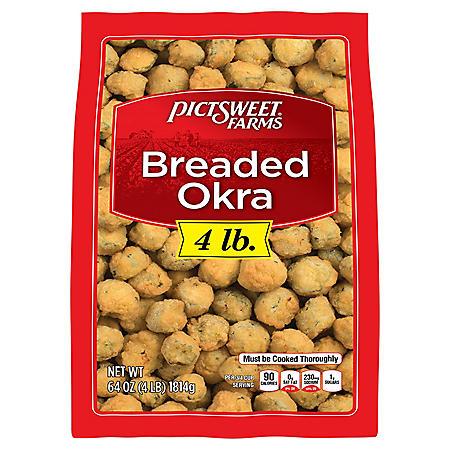 Pictsweet Farms Breaded Okra (4 lbs.)