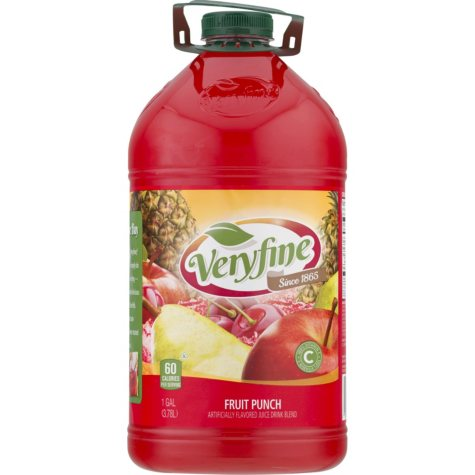 Veryfine Fruit Punch (128 oz.)