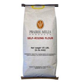 Prairie Mills Self Rising Flour (25 lbs.)