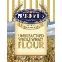 Prairie Mills Whole Wheat Flour (4 lbs., 6 ct.)