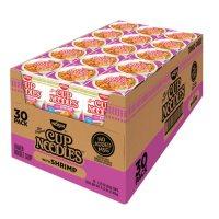Nissin Cup Noodles with Shrimp (2.25 oz., 30 ct.)