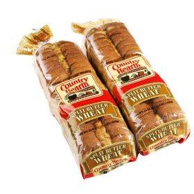 Country Hearth Split Butter Wheat (24 oz., 2 pk.)