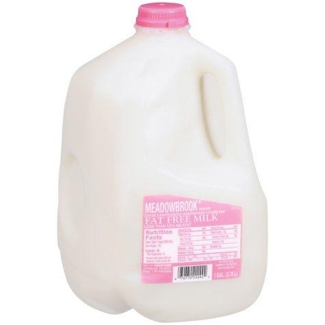 Meadowbrook Fat Free Milk (1 gal.)