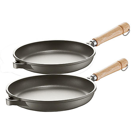 "Berndes Tradition Frying Pan 2-Piece Set (10"" and 11.5"")"