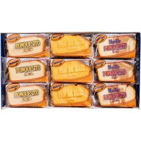 Holsum Variety Cakes Snacks (2 oz., 18 pk.)