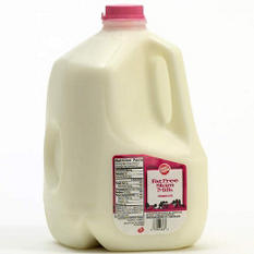Dairy Fresh Fat Free Skim Milk (1 gal.)