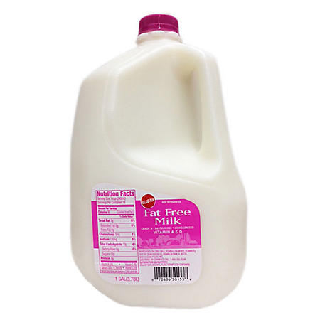 Value-Pak Fat Free Milk (1 gal.)