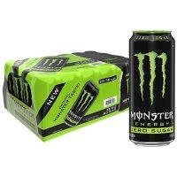 Monster Energy Zero Sugar (16oz / 24pk)