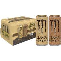 Monster Energy Java Variety Pack (15oz / 12pk)
