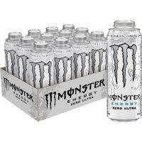 Monster Energy Mega Can Zero Ultra (24oz / 12pk)