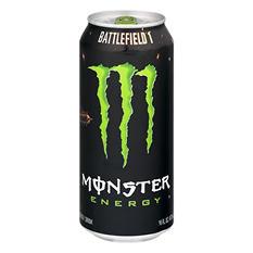 Monster Energy Ultra Sunrise (16 oz. can)