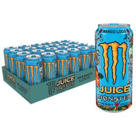 Monster Energy Mango Loco (16oz / 24pk)