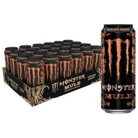 Monster Mule Ginger Brew (16 fl. oz., 24 pk.)