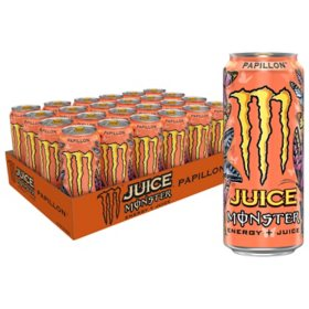 Monster Juice Papillon (16 fl. oz., 24 pk.)