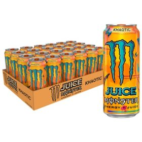 Monster Juice Khaotic (16 fl. oz., 24 pk.)