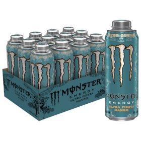 Monster Energy Ultra Fiesta (24 fl. oz., 12 pk.)
