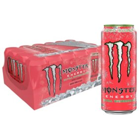 Monster Energy Ultra Watermelon (16 fl. oz., 24 pk.)