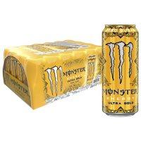 Monster Energy Ultra Gold (16 fl. oz., 24 pk.)