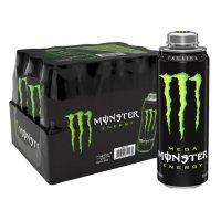 Monster Energy Mega Can Original (24oz / 12pk)