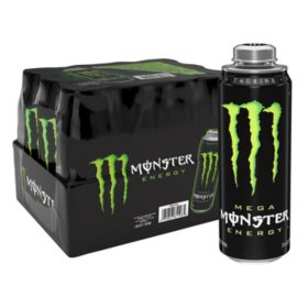Monster Energy Mega Can Original (24oz / 12pk)