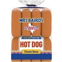 Mrs. Baird's Hot Dog Buns (16 ct.)