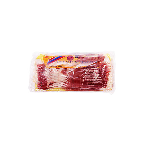 DAK Premium Sliced Bacon (3 lbs.)