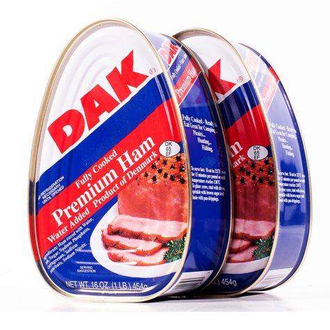 Dak Canned Ham (16 oz. can, 3 ct.)