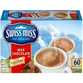 Swiss Miss Hot Cocoa Mix (0.73 oz., 60 ct.)