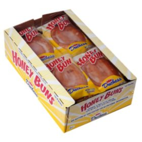 Duchess Honey Buns (3oz / 12pk)