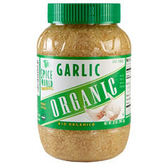 Spice World Organic Minced Garlic (32 oz.)