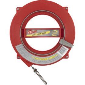 Liquid-Plumr Easy Rewind Sink & Drain Snake