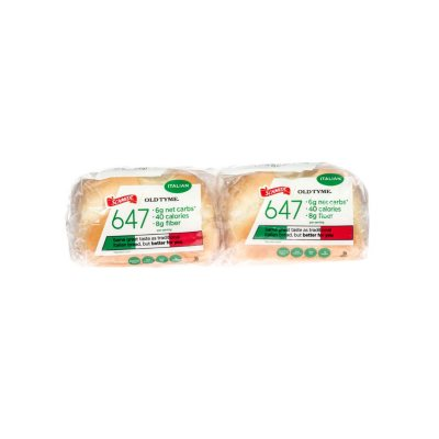 Schmidt Old Tyme 647 Italian Bread 18oz 2pk Sam S Club