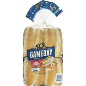 Old Tyme GameDay Long Rolls (30 oz., 16 ct.)