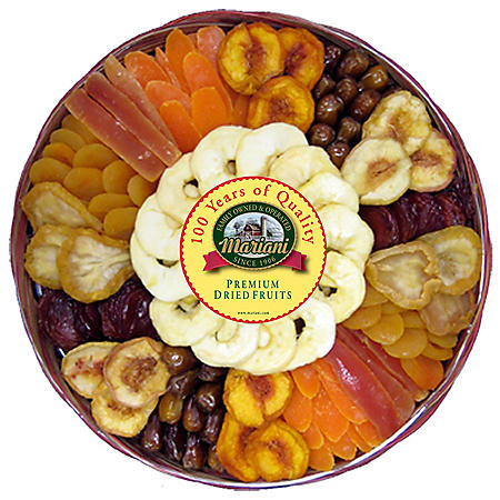 Dried Fruit Gift Basket - 63 oz.
